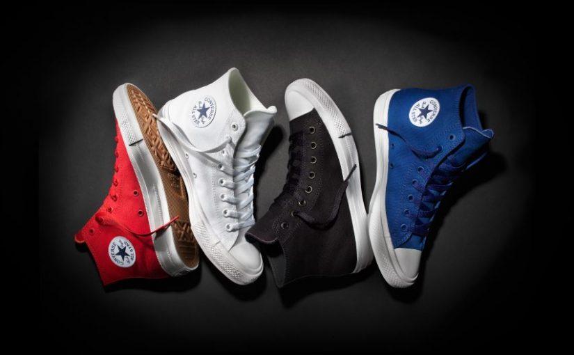 A Converse Cipő története